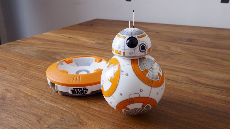 Sci-Fi Robotic Toys