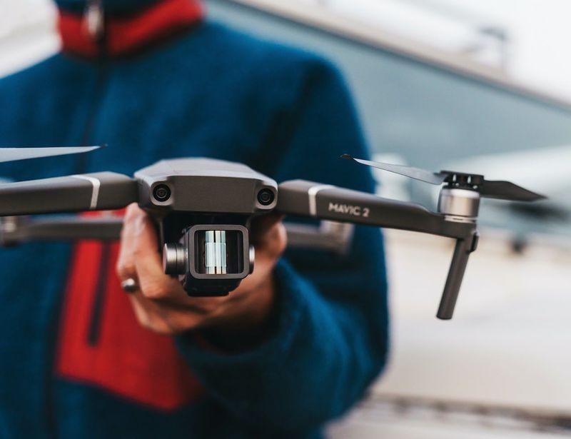 Cinema-Grade Drone Camera Lenses