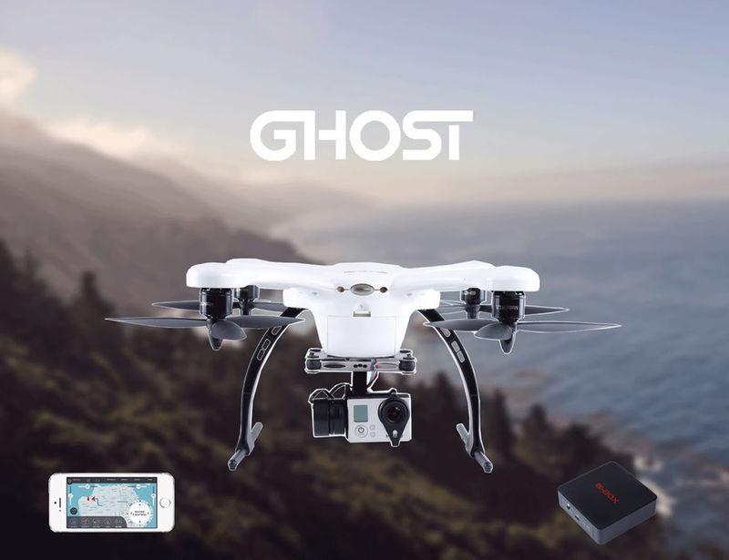 VR Drone Cameras Camera