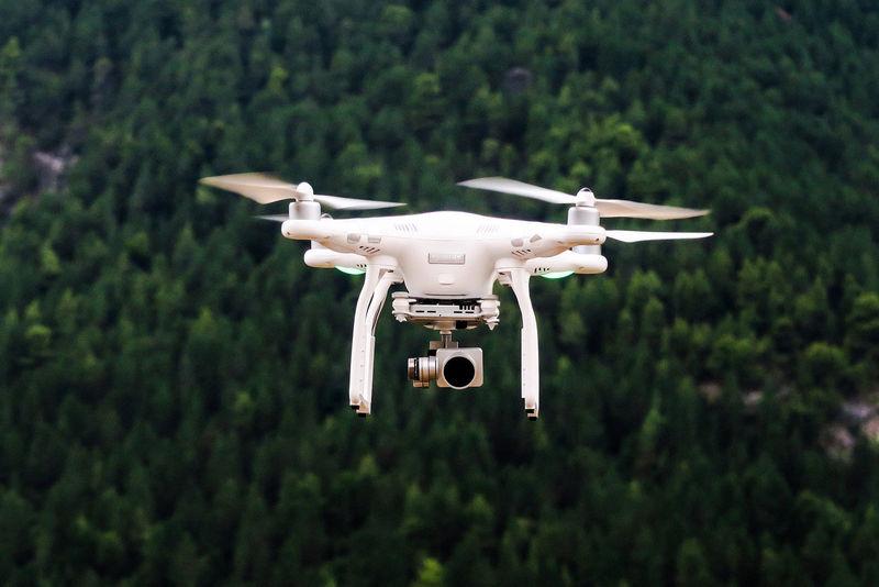 Disaster Predicting Drones