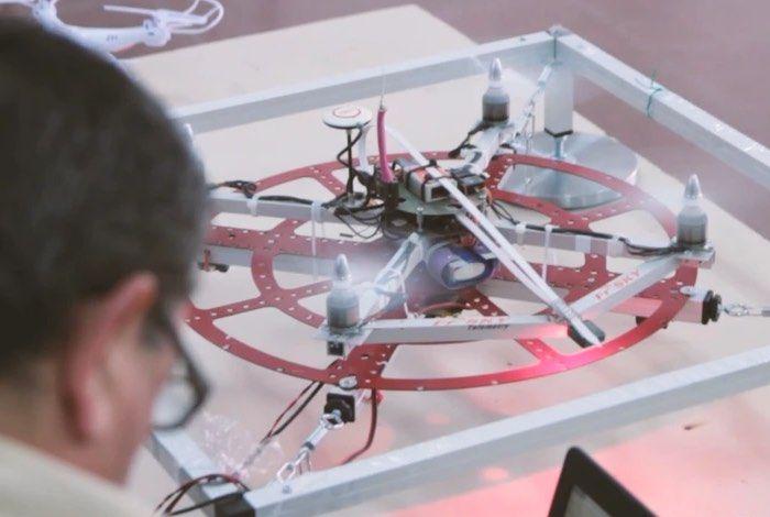 Drone-Testing Docks