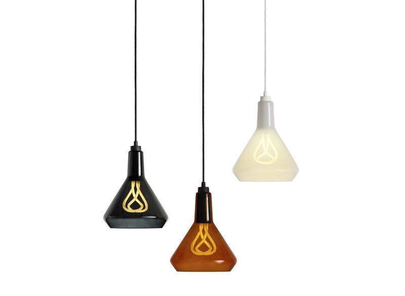Glass Beaker Lampshades