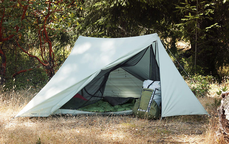 Single-Pole Adventure Tents