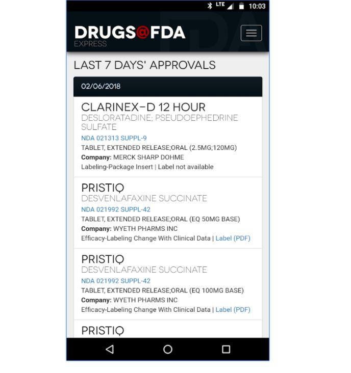 Clinical Drug Data Pdf