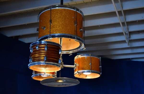 Peculiar Percussionist Illuminators