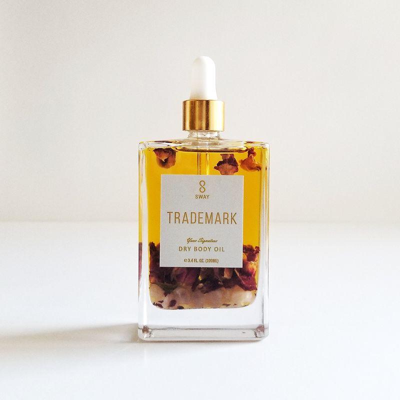 Customizable Dry Body Oils
