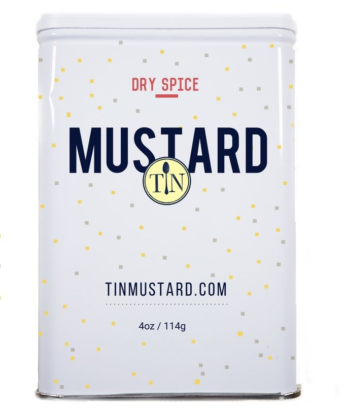 Artisanal Mustard Blends