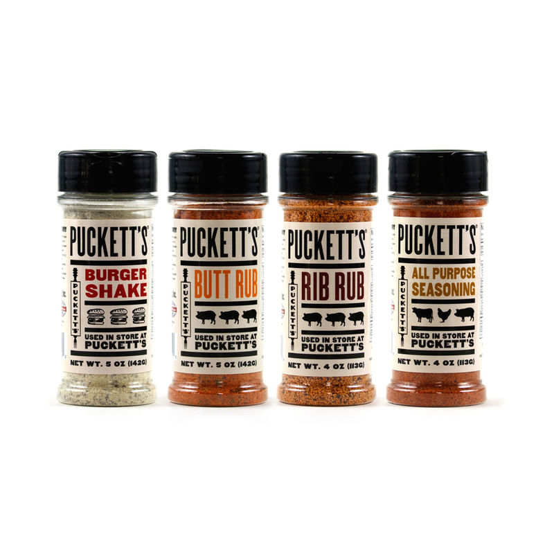 Restaurant-Branded Spice Kits
