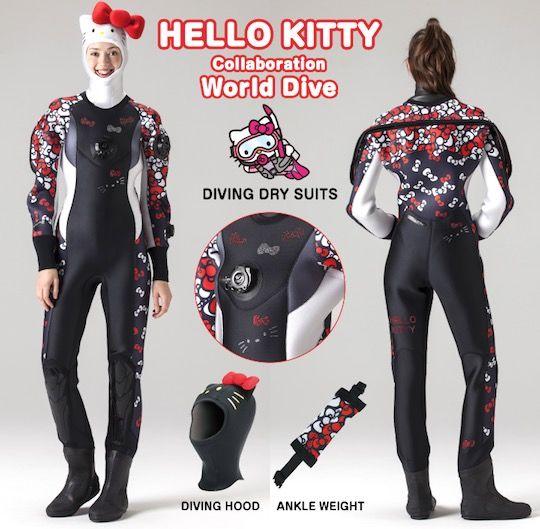 Fashionable Feline Wetsuits