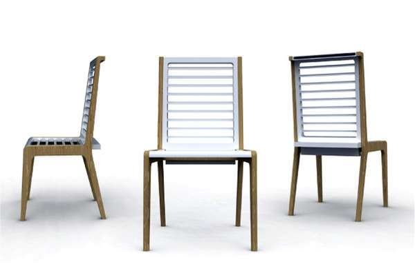 Clothes-Drying Chairs