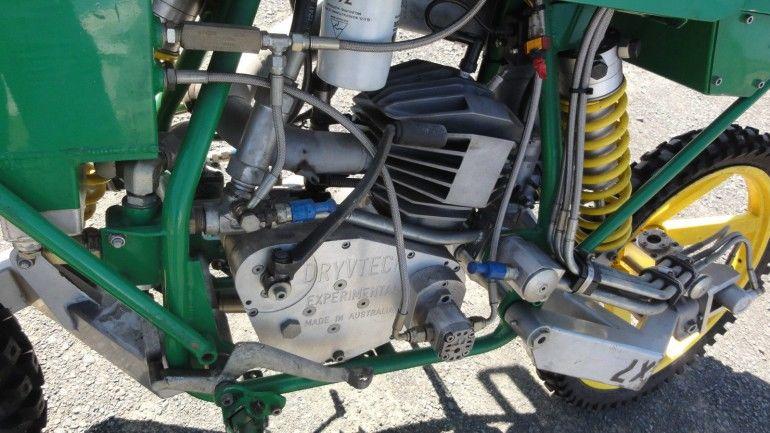 Eccentric Hydraulic Motorbikes