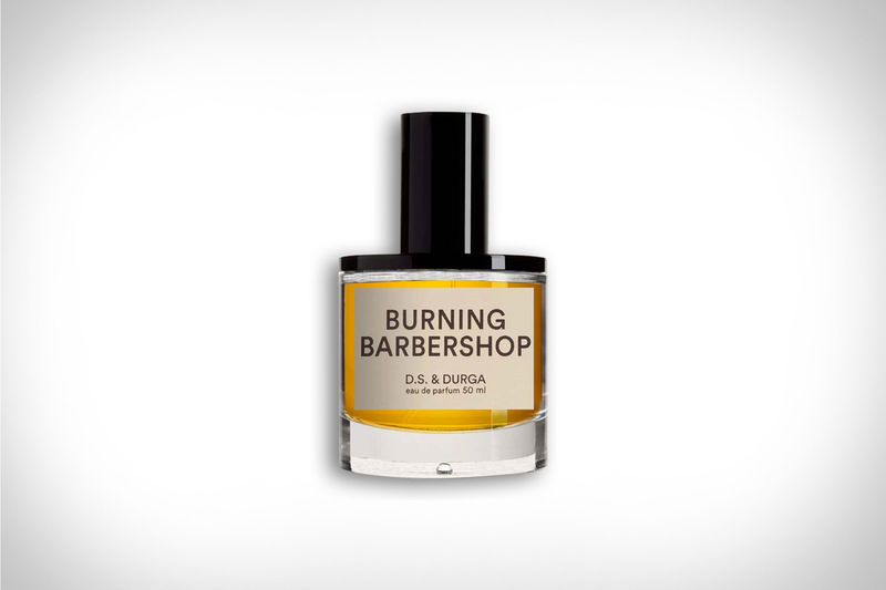 Fiery Barbershop Fragrances