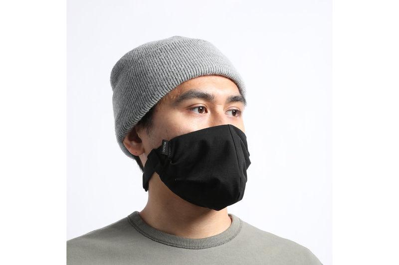 Bandana-Style Face Masks