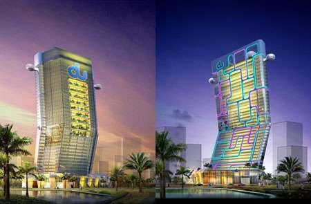 Future Dubai Cybertecture