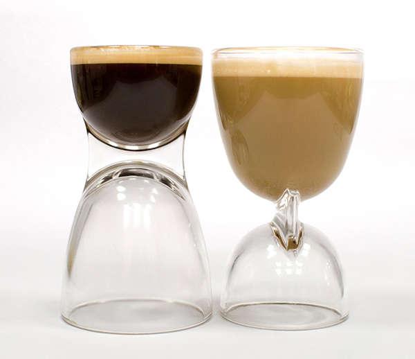 Double-Sided Coffee Mugs