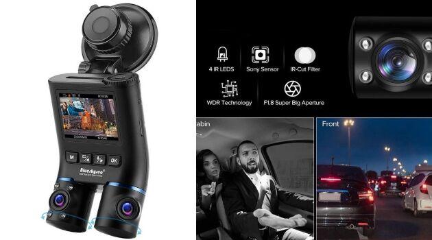 Passenger-Capturing Dash Cams