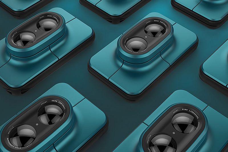 Rotating Lens Cameras