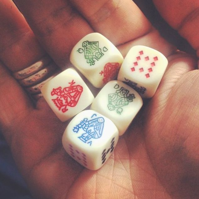 Dual-Purpose Dice Sets