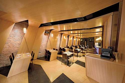 Transformer Restaurants