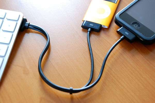 Double Whammy USB Cords