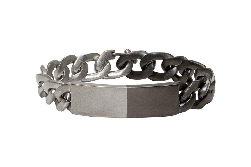 Dual-Tonal Chain Jewelry