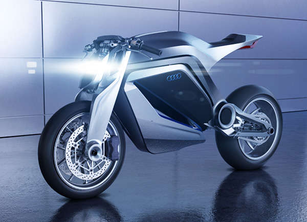 Luxury Car Motorcycle Hybrids