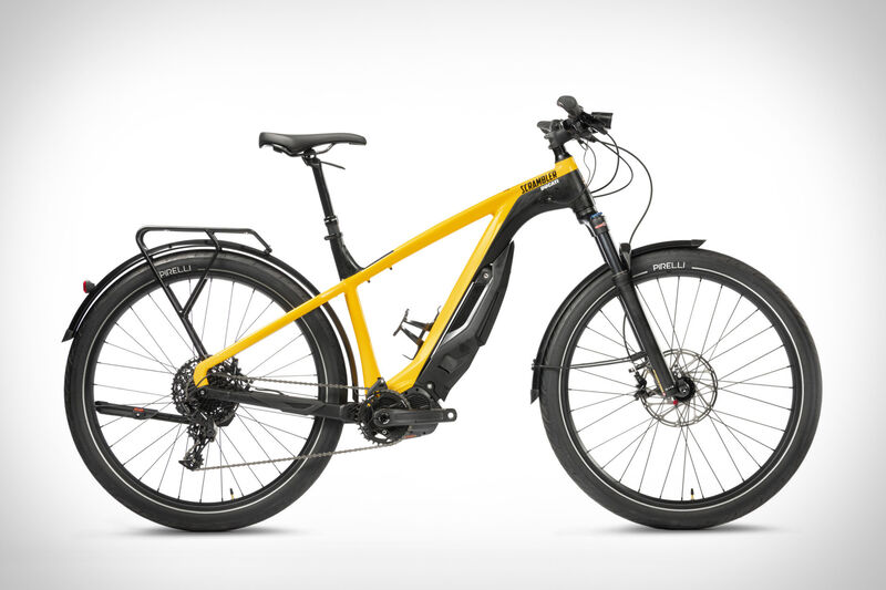 Stable Urban-Ready eBikes