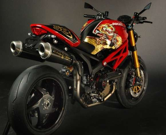 High Fashion Motorcycles