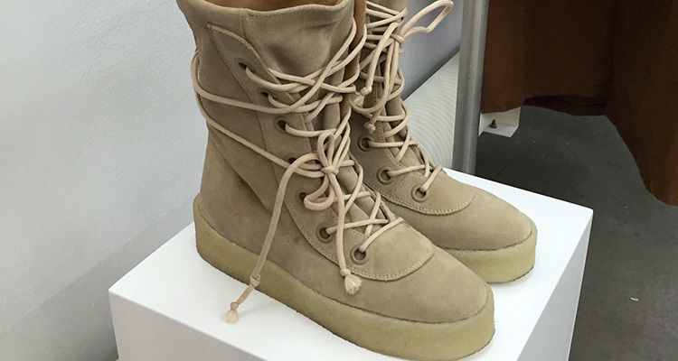 Industrial Couture Boots