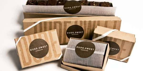 Charming Confectionery Branding