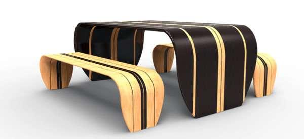 Surfboard Balsa Seats