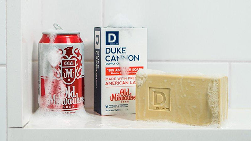 American Lager-Infused Soaps