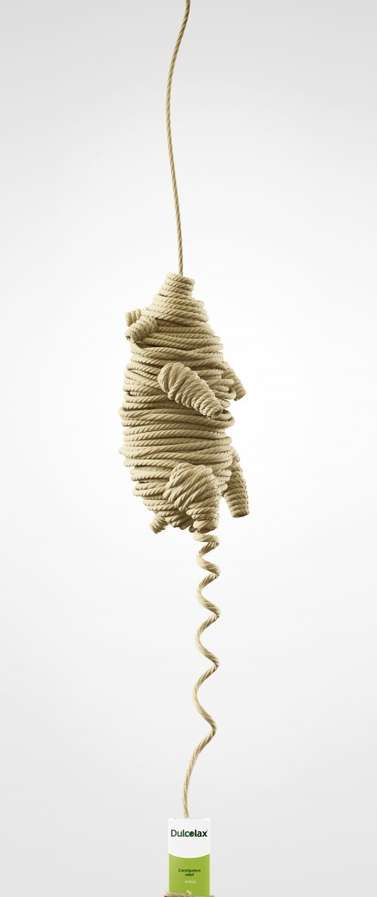 Unravelling Rope Animal Ads