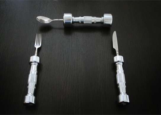 Dietary Silverware