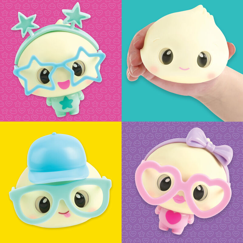 Collectible Dumpling Toys