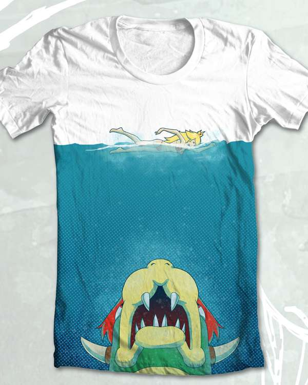 Jaws Parody T-Shirts