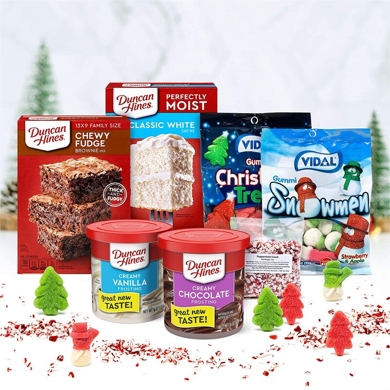 Complete Holiday Baking Kits