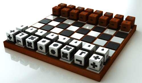 Blindness-Inspired Board Games