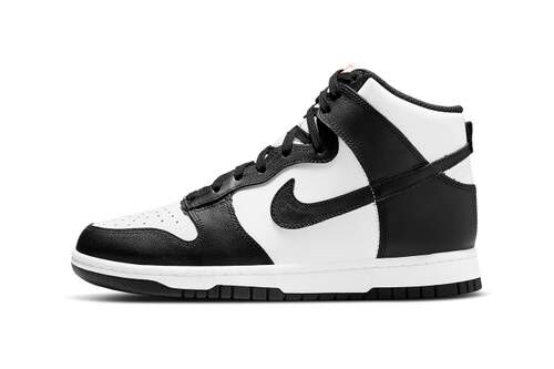Monochromatic High-Top Sneakers