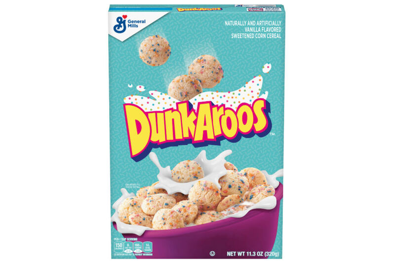90s Snack-Inspired Cereals