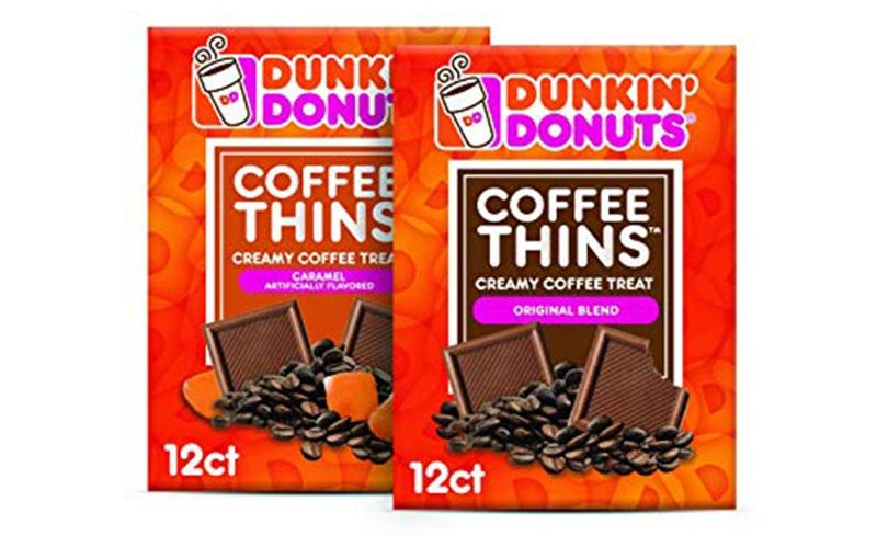 Coffee-Based Energy Treats