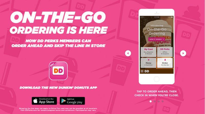 Rewarding Donut-Ordering Apps