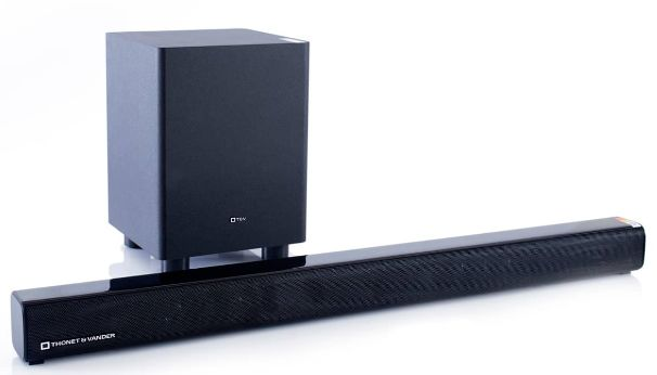 Wireless Sub-Woofer Sound Bars