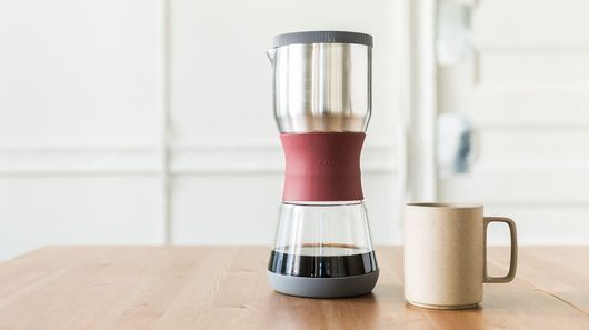 Sludge-Free Coffee Steepers