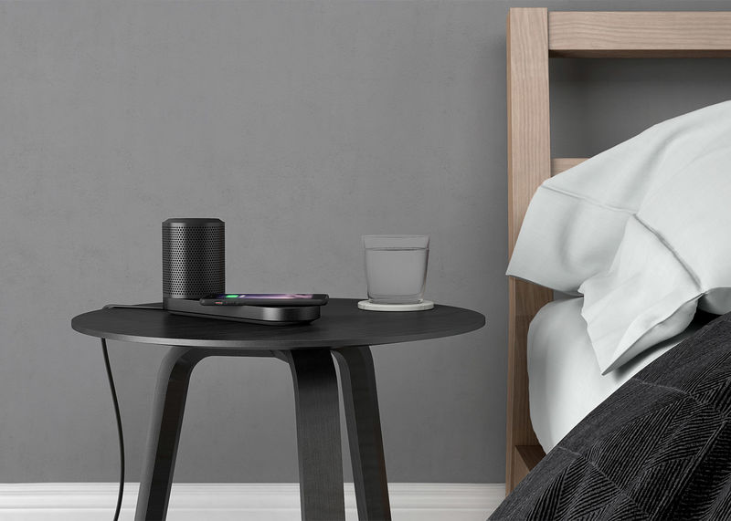 Dual Speaker Wireless Chargers