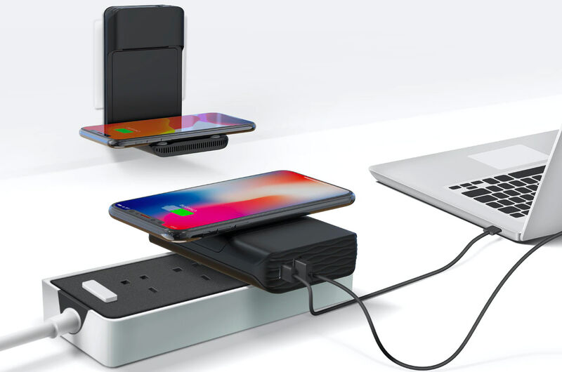 Pocket-Friendly Charger Docks