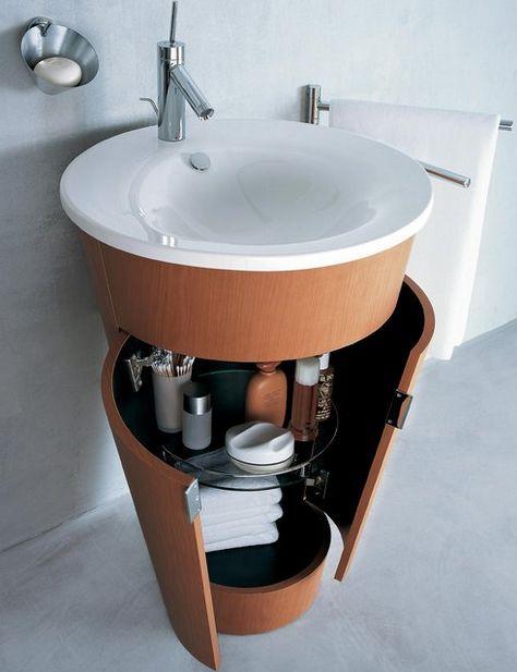 Spherical Vanity Cabinets
