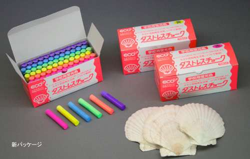 Scallop Shell Writing Utensils