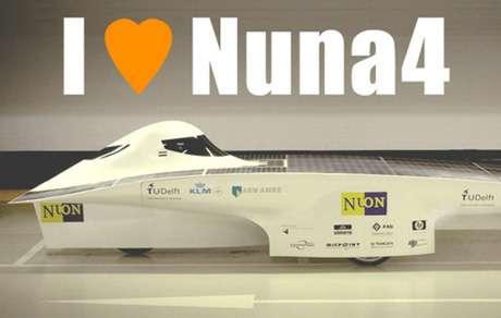 Aussie Solar Car Race