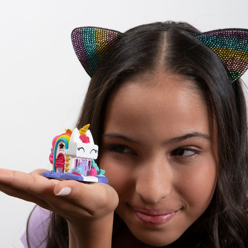 App-Connected Dwelling Toys